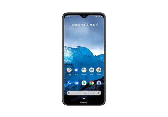 Nokia 6.2 128GB Smartphone LTE,  Ceramic Black