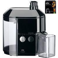 Braun Multiquick 5 Professional Juice Extractor - MP80, Black