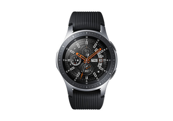 Samsung R800 Galaxy Watch (46mm) 1.3  BT, Black/Silver