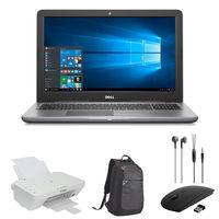 "Dell Inspiron 5567 i7 16GB, 2TB 15.6"" Laptop, Grey"