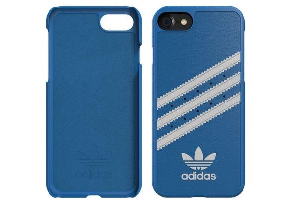 Adidas Originals Moulded Case for iPhone 7, Blue
