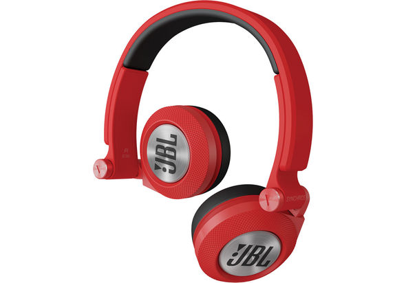 JBL Synchros E30 On-ear headphones, Red