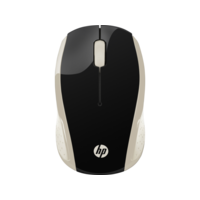 HP Wireless Mouse 200, Silk Gold