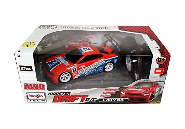 Maisto R/C Monster Drift Assorted colors