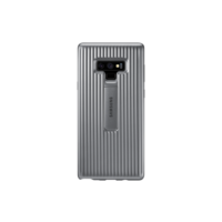 Samsung Note 9 Protective View Cover,  Silver