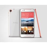 HTC Desire 830 Smartphone LTE, Coral White