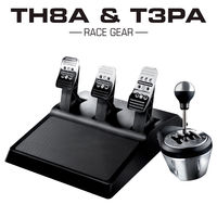 Thrustmaster TH8A and T3PA Race Gear