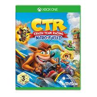 Pre Order Crash Team Racing For Xbox One