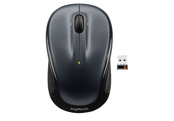 Logitech Wireless Mouse M325, Silver