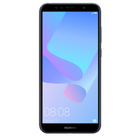 Huawei Y6 Prime 2018 Smartphone LTE, Blue