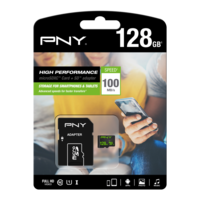 PNY MicroSDXC High Performance 128GB