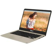 "Asus VivoBook S14 S410UF i5-8250U 6G, 1TB MX130 2G Graphic, 14"" Laptop, Gold"
