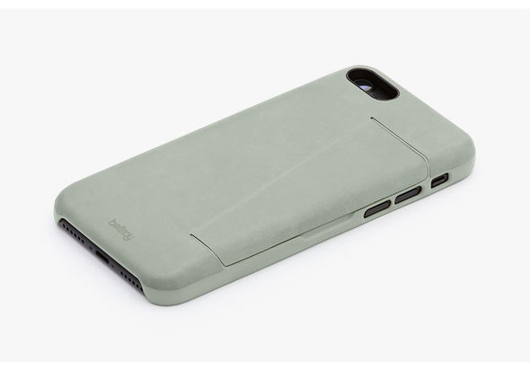 Bellroy Phone Case 3 Card for iPhone 7, Eucalyptus
