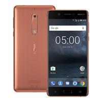 Nokia 5 Smartphone LTE, Copper