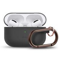 Elago Slim Hang Case for Apple Airpods Pro,  Dark Grey