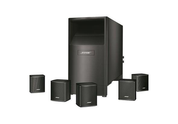 Bose Acoustimass 6 Series V Home Theater Speaker System, Black