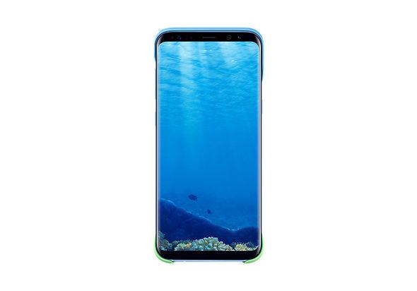 Samsung Galaxy S8+ 2Piece Cover, Blue