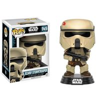Funko POP ACE- Star Wars: Rogue One - Scarif Stormtrooper
