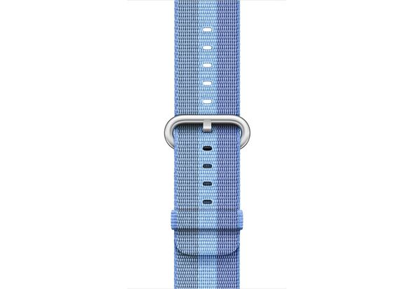 Apple Nylon Woven Band 38mm (Tahoe Blue)
