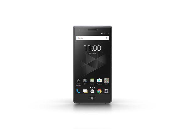 BlackBerry Motion 32GB Dual SIM Smartphone, Black