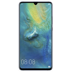 Huawei Mate 20 X Smartphone LTE, Blue