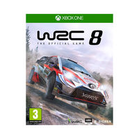 WRC 8 for Xbox One
