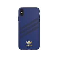 Adidas Moulded Case for iPhone XS Max, Blue