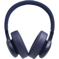 JBL Live 500BT Wireless Over Ear Headphones,  blue