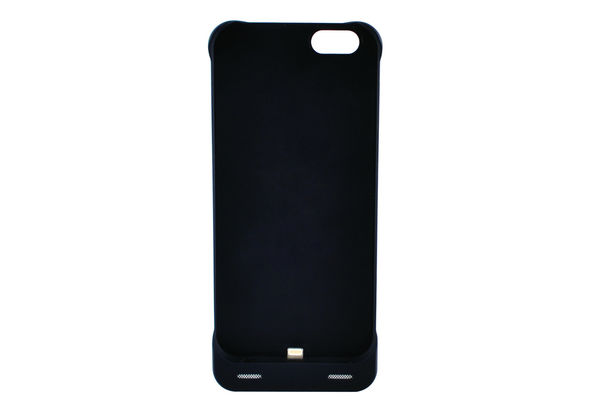 Merlin 683405363729 iPhone6/6S Case With Battery, Black