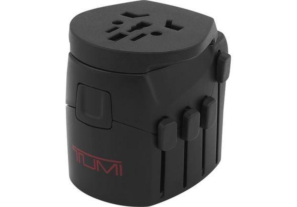 Tumi Universal Power Adapter, Black