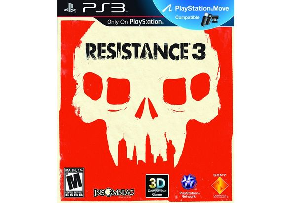 Resistance 3™ for PlayStation 3