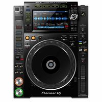 Pioneer CDJ-2000NXS2 Pro DJ Multi Player with High-Res Audio Support
