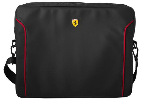 Ferrari Protective Sleeve for Laptop - Black