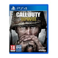Call Of Duty World War 2 For PS4