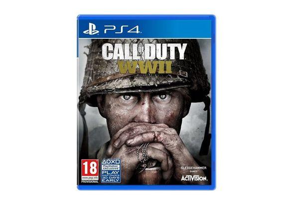 لعبة نداء الحرب  Call Of Duty World War 2  بلاي أستيشن 4,