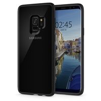 Spigen Ultra Hybrid Case for Samsung Galaxy S9, Matte Black
