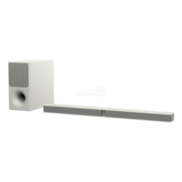 Sony HTCT290 Ultra-Slim 300W Sound Bar Home Speaker, White