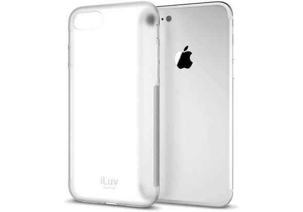 iLuv Gelato Case for iPhone 7 Plus, Clear