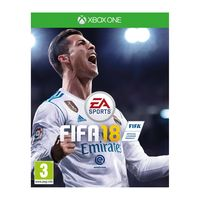 FIFA 18 Standard Edition for Xbox One