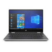 "HP Pavilion x360 14-DH1004NE i7 10th Gen 16GB, 256GB 14"" Laptop, Silver"