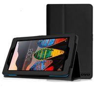 "Lenovo Folio Flip Case For 7"" Tab 3, Black"