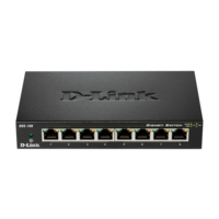 Dlink 8-Port Gigabit Unmanaged Desktop Switch