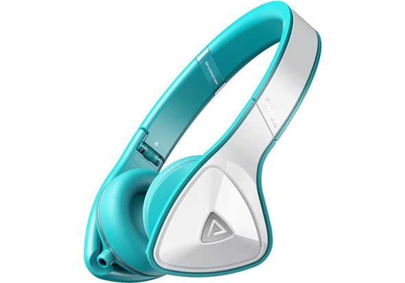 Monster DNA On-Ear Headphones(White Teal)
