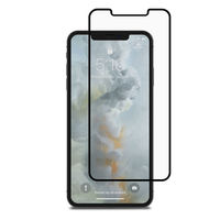 Moshi IonGlass Privacy Screen Protector for iPhone XS Max, Black