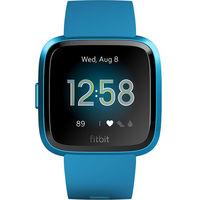 Fitbit Versa Lite Edition Smartwatch,  Marina Blue