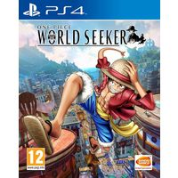 One Piece World Seeker for PS4