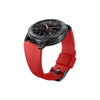 Samsung Gear S3 Active Silicon Band, Red