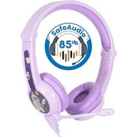 BuddyPhones Galaxy headphones, Purple