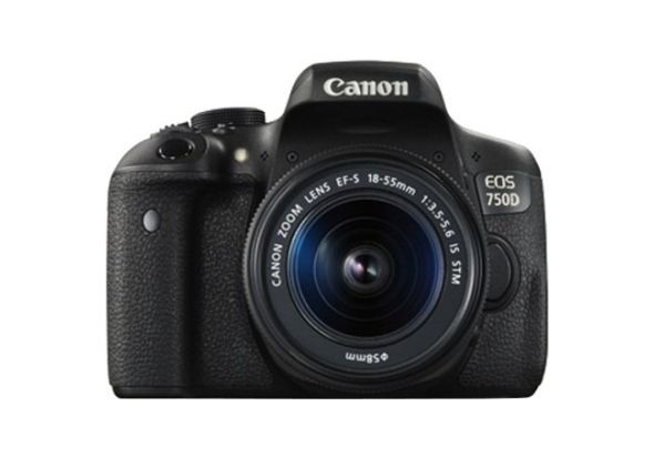 Canon EOS 750D Digital SLR Camera
