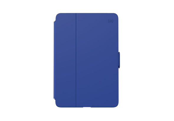 Speck Balance Folio Case iPad Mini (2019) , Blueberry Blue/Ash Grey